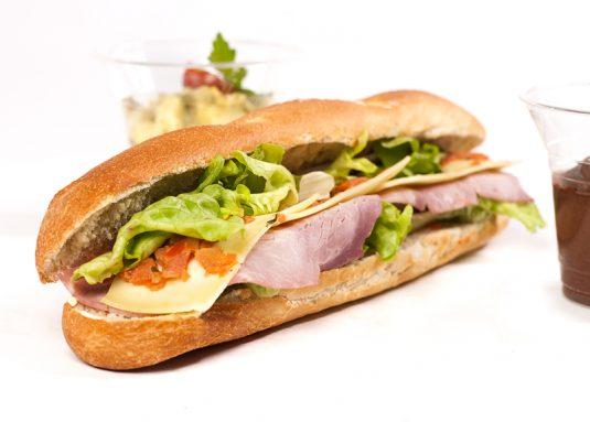 Coffret sandwich : LE TRADI-0