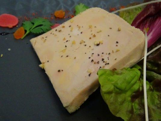 Entrée : Foie gras 500 grs-0