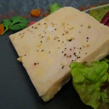 Entrée : Foie gras 250 grs-0